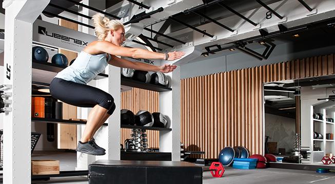 Luxus fitnesscenter  ELEMENTS Mitgliedschaft - Preise und Vorteile