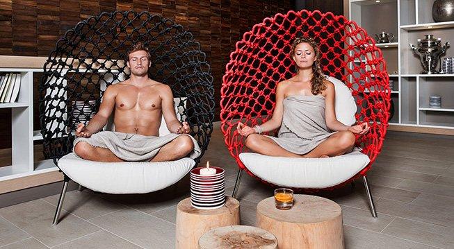 Meditation bei ELEMENTS
