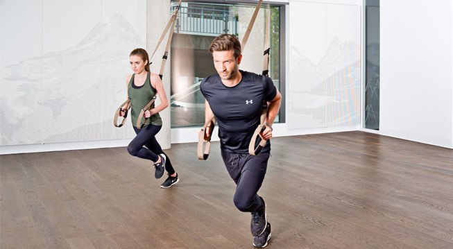 Group Fitness bei ELEMENTS