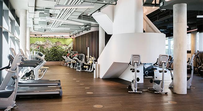 Fitnessstudio ELEMENTS Paulinenbrücke